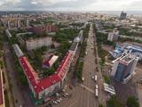 Пересечение улиц 50 лет Октября и Мингажева