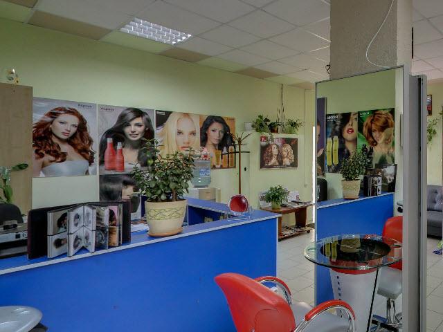 Ковалета II, салон-парикмахерская