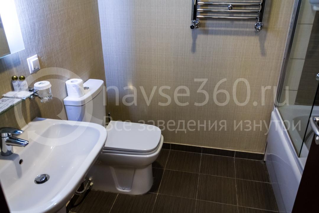Вид внутри апартаментов Горки Город, Красная поляна 2