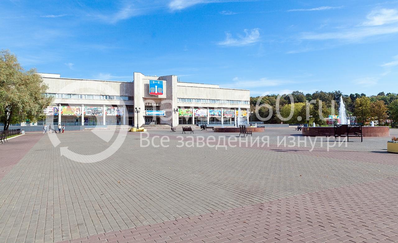 площадь у ДК Подмосковье