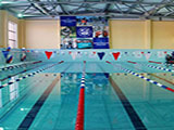 Студенческий, бассейн