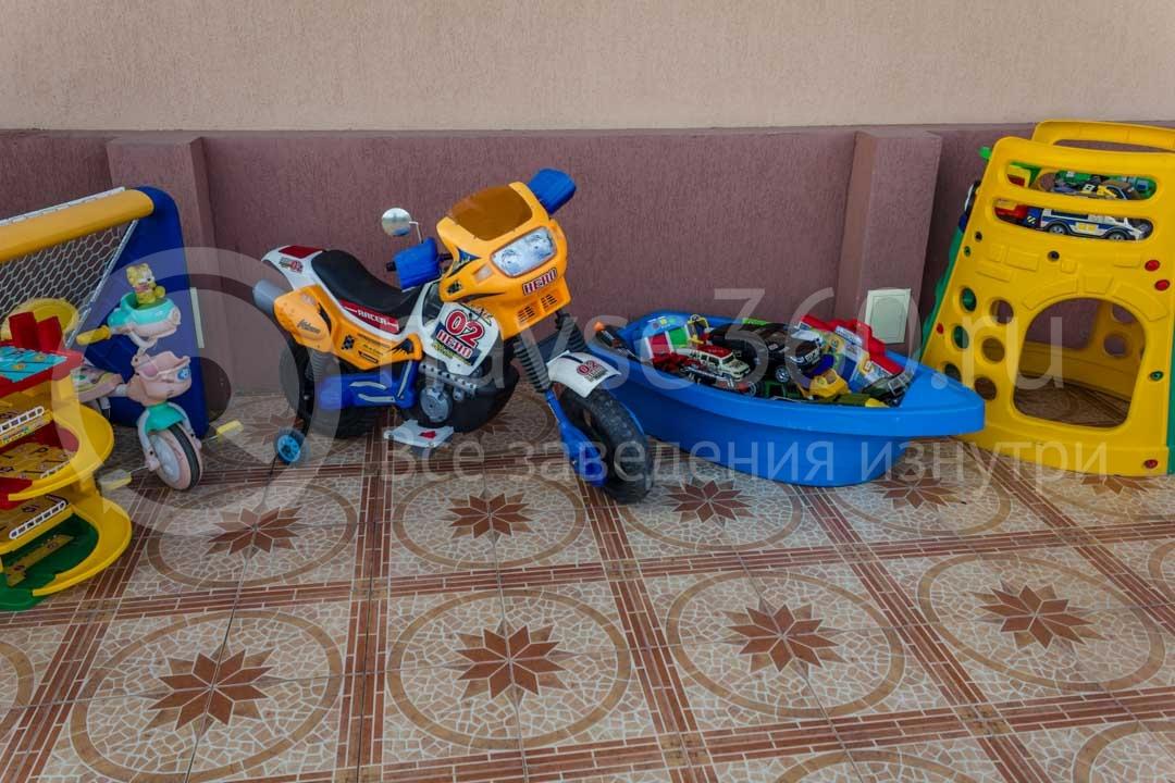 Детская площадка гостиницы Papaya Park Hotel в Сочи 2