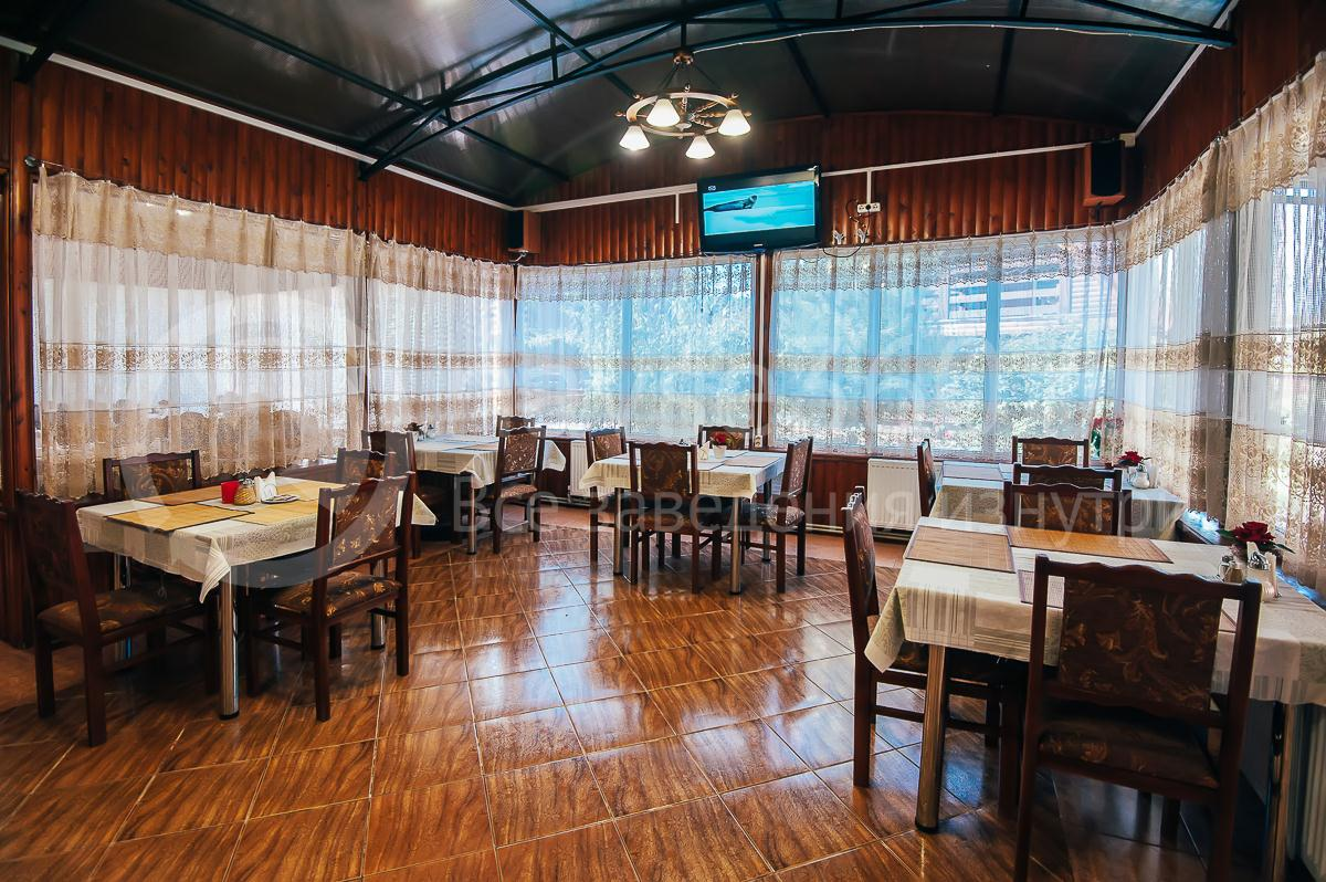 База отдыха Теремок, Гуамка, ресторан