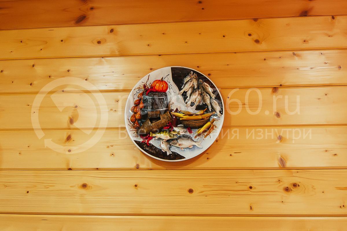 Гостиница Вершина, Краснодар, Гуамка, картина