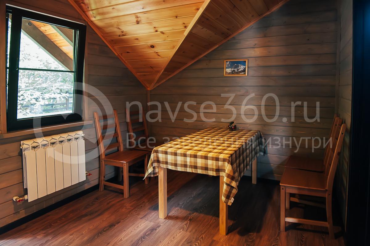 Гостиница Вершина, Краснодар, Гуамка, столовая
