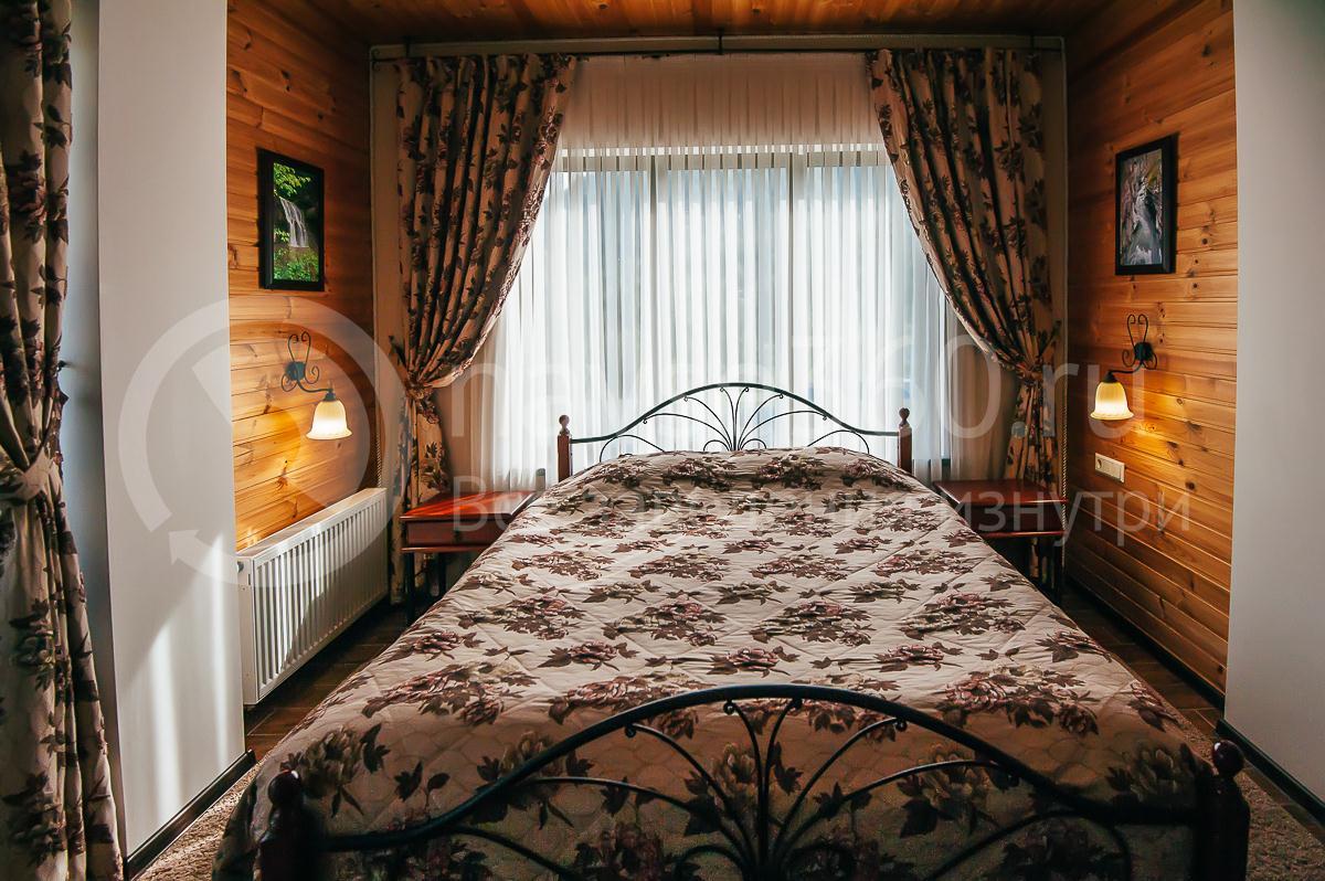 Отель Куршевель, Гуамка, Краснодар, люкс 1