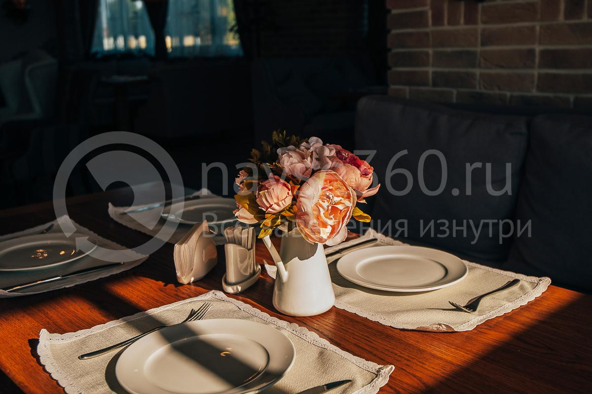 Ресторан La Веранда, ТЦ AVM Краснодар, столик на двоих