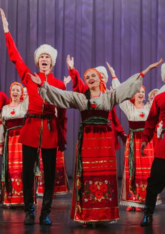 Благотворительный концерт артистов Краснодарской филармонии