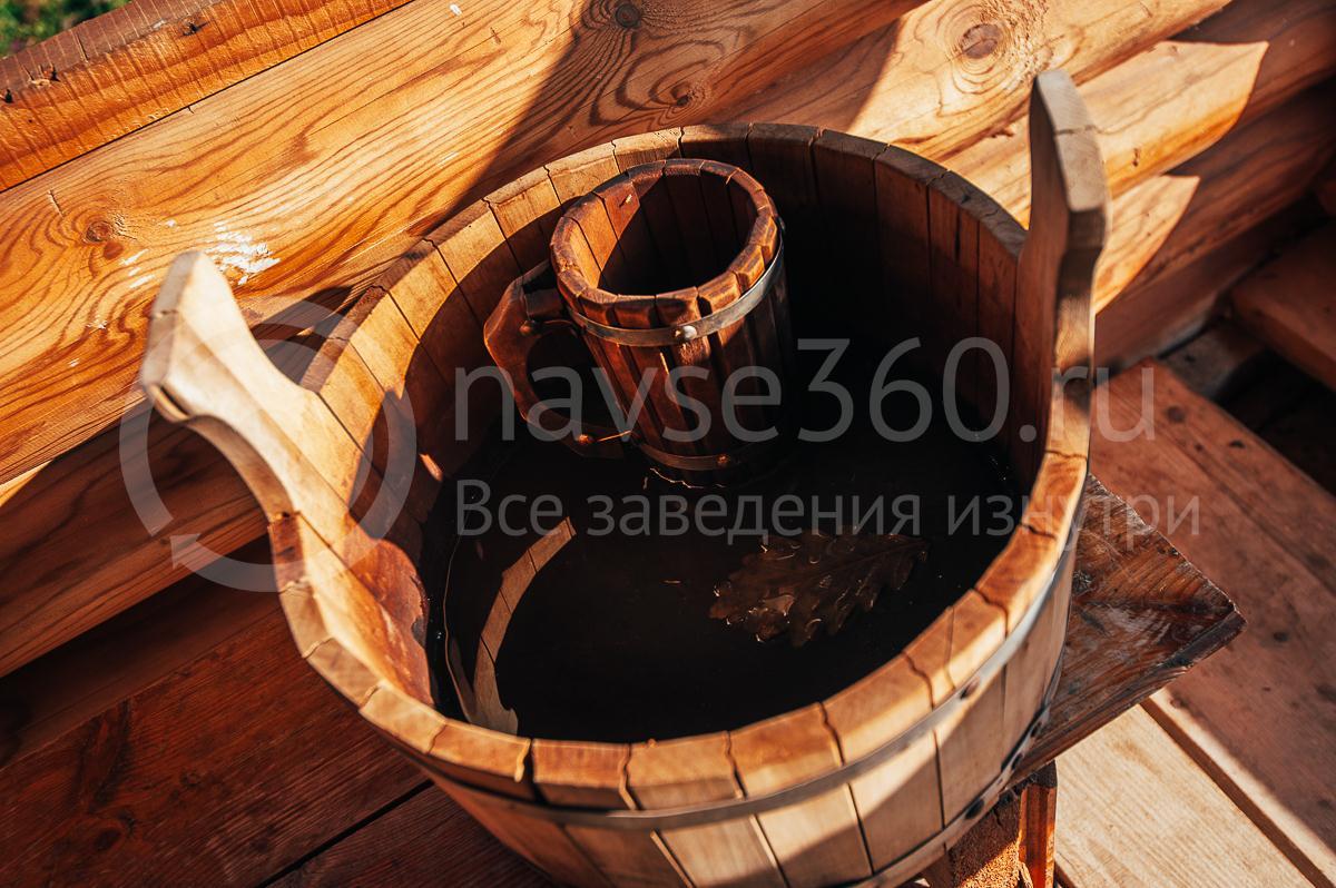 Турбаза Горная Кубань Мезмай, баня