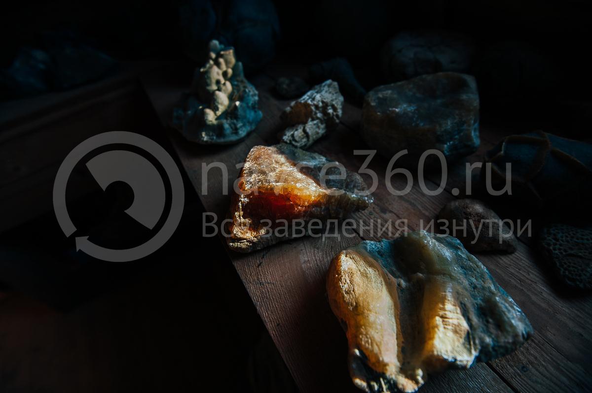 Турбаза Горная Кубань Мезмай, экспонат