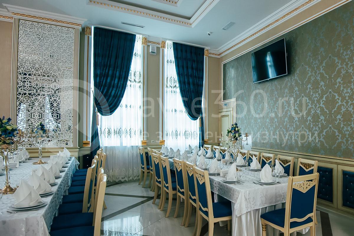 Ресторан, Банкетный зал, Опера палас, Краснодар, зал на 250 человек 3