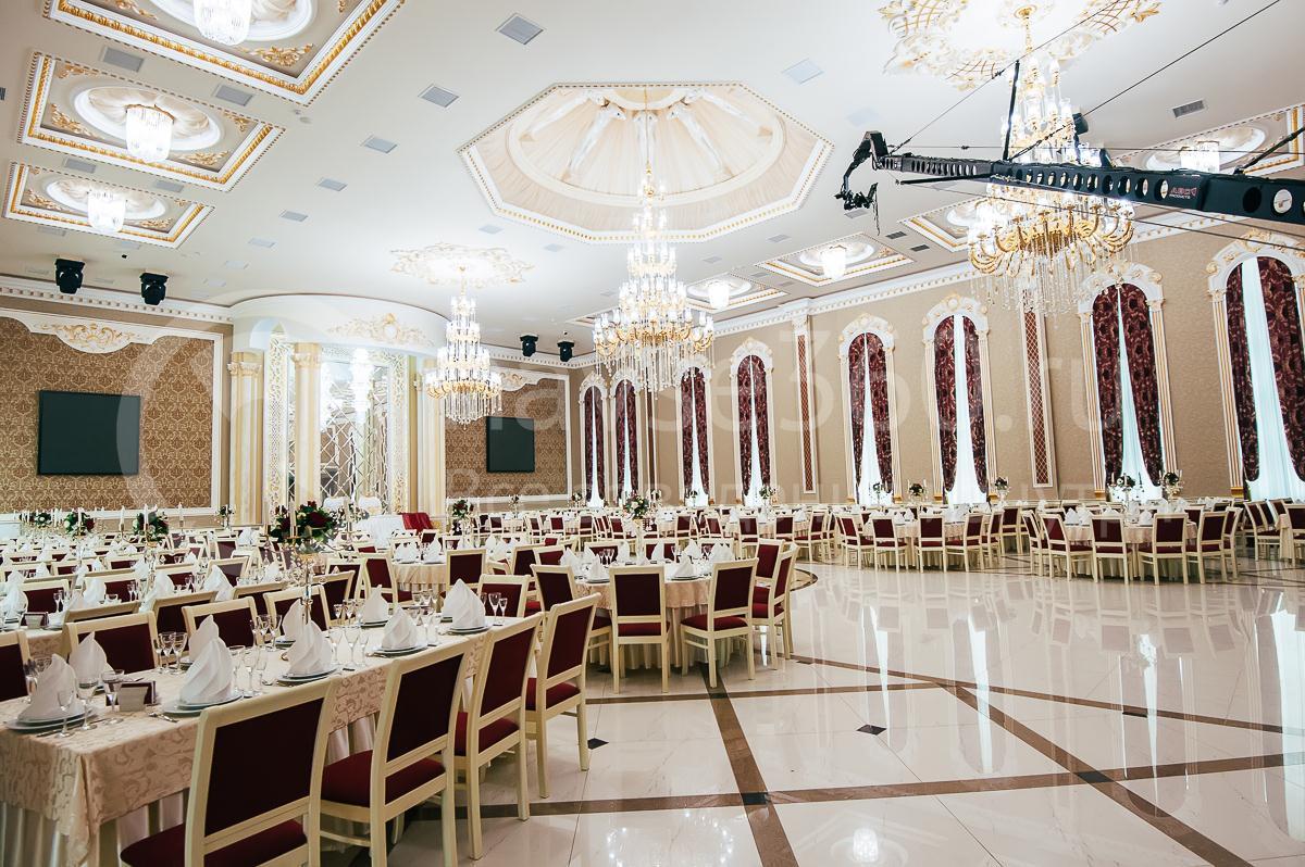 Ресторан, Банкетный зал, Опера палас, Краснодар, зал на 350 человек 1