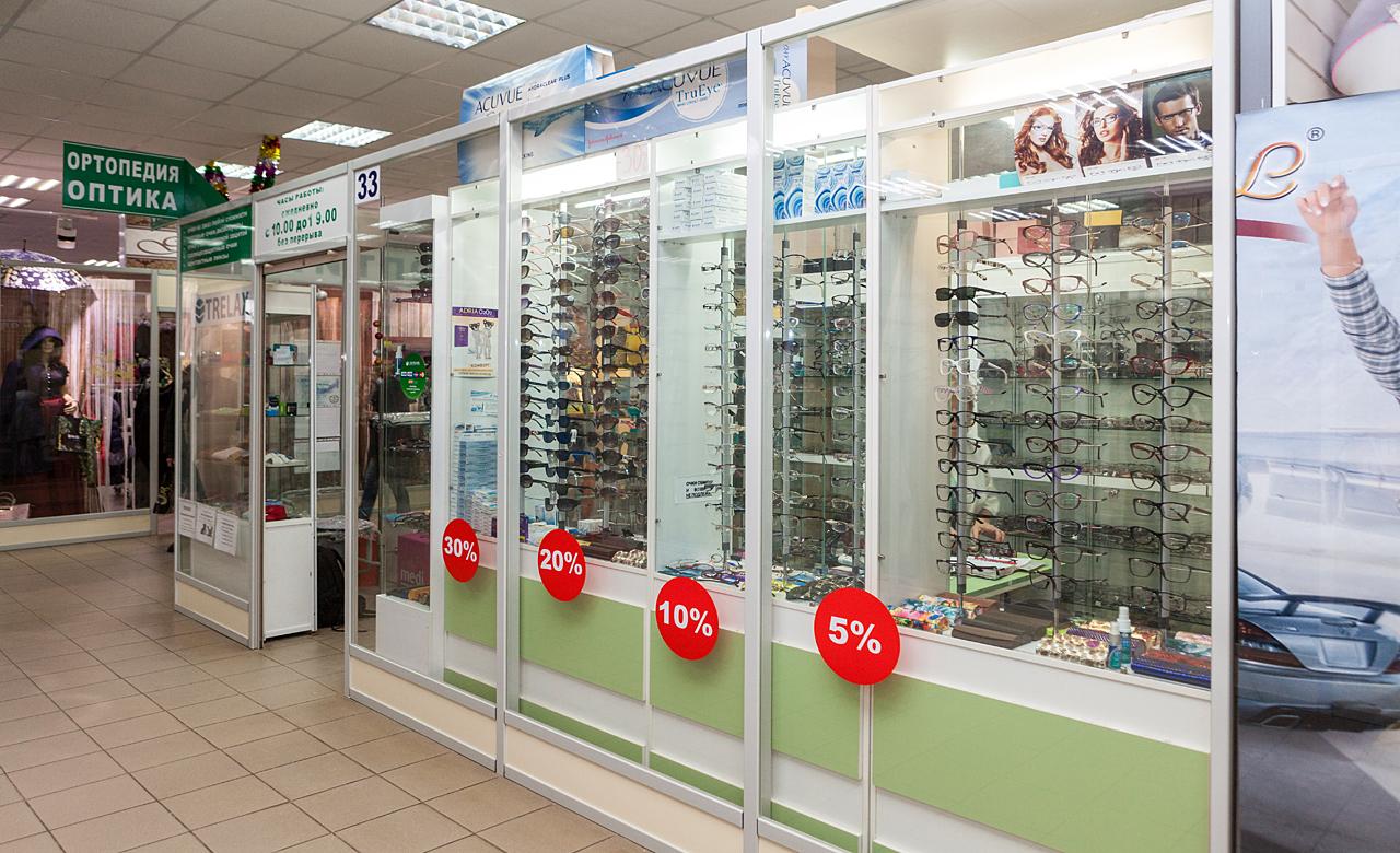салон оптики в Чернево