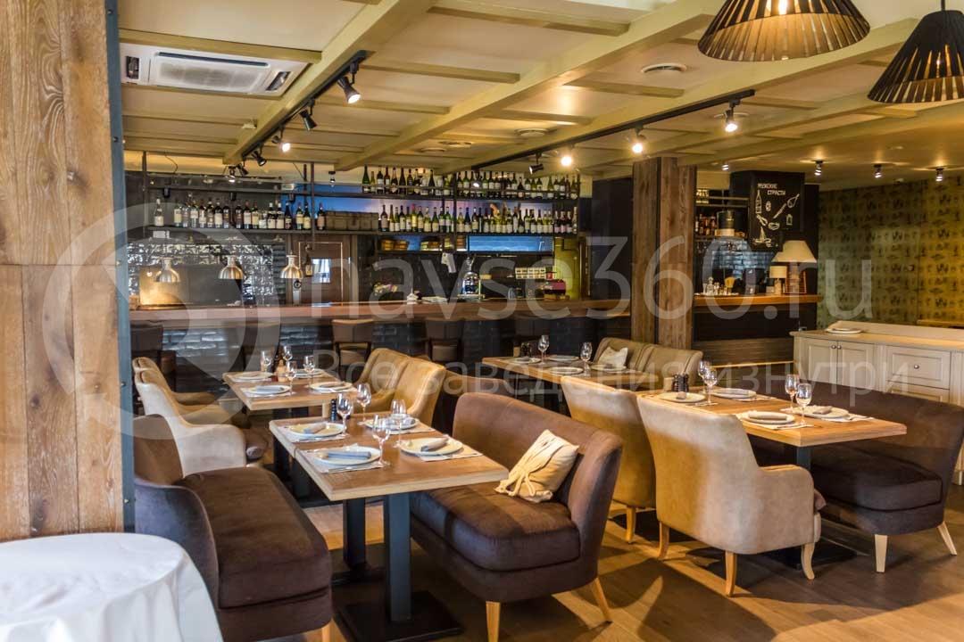 Баран Рапан ресторан в Сочи