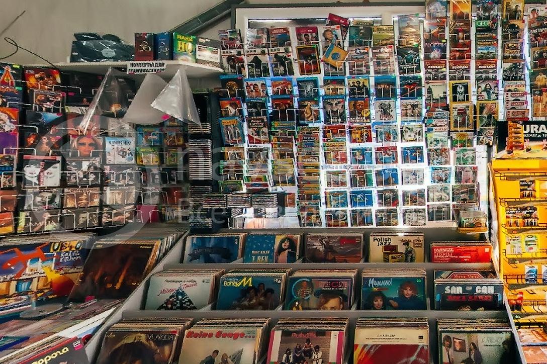 Виниловые пластинки магазины в москве