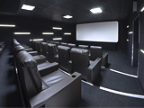 Imari Cinema, кинозал