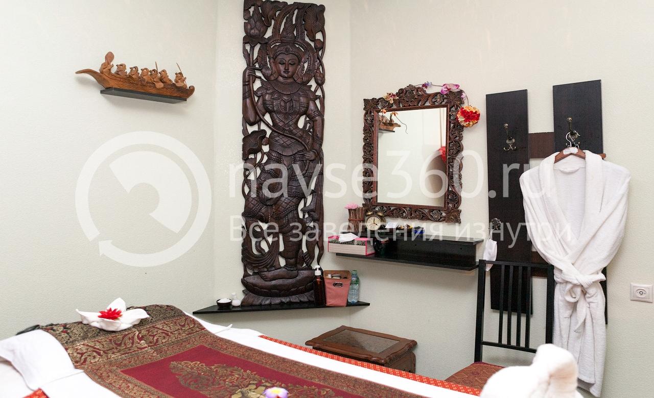 тайский массаж в Красногорске