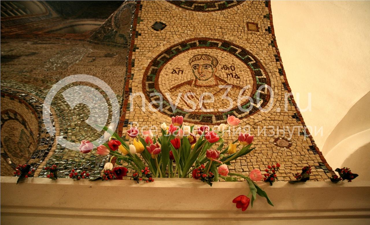 Знаменская церковь, иконостас