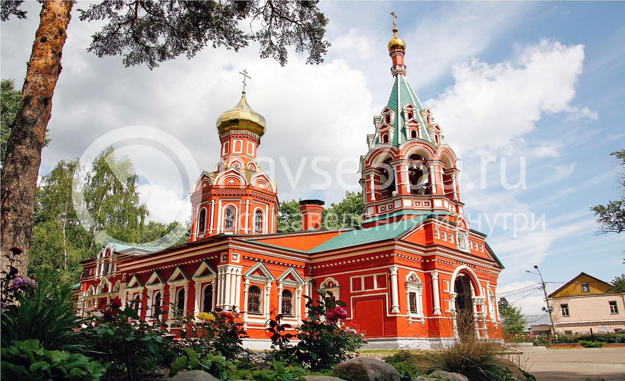 Знаменская церковь