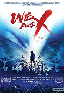 «We Are X»