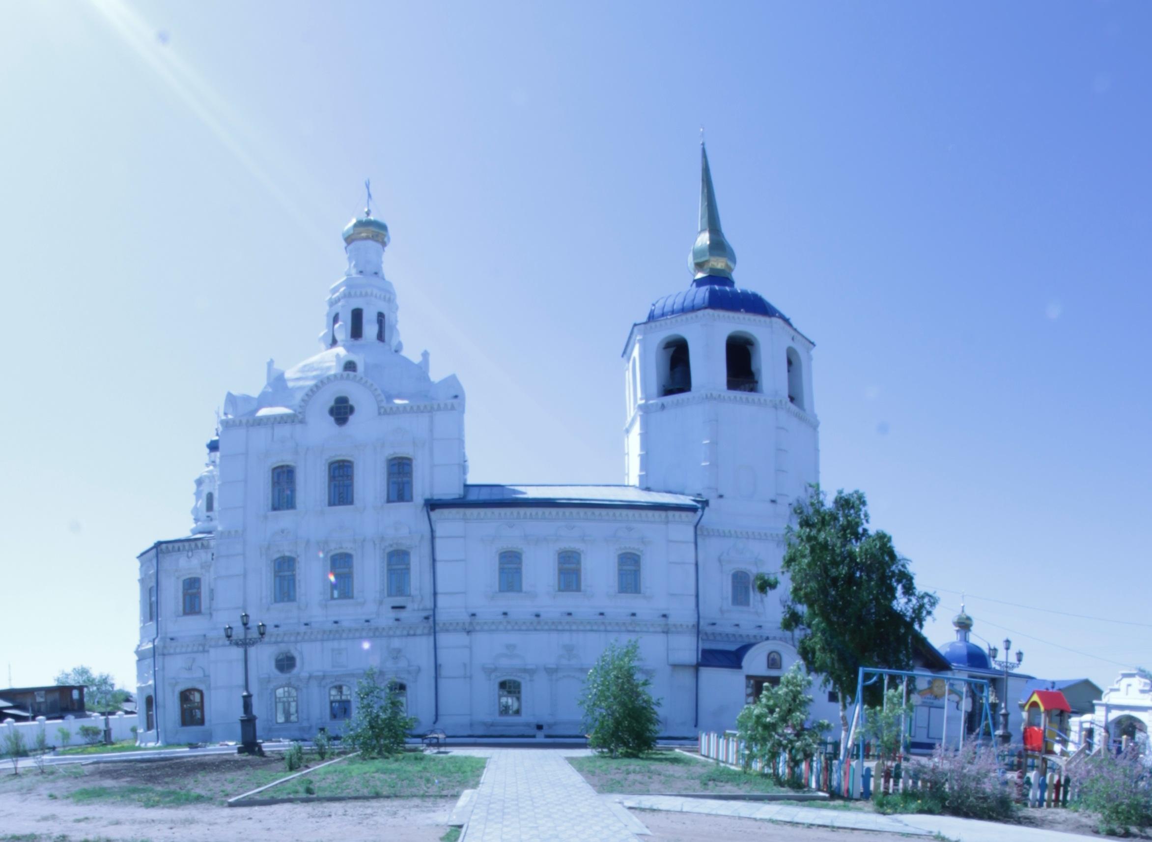 Свято-Одигитриевский кафедральный собор