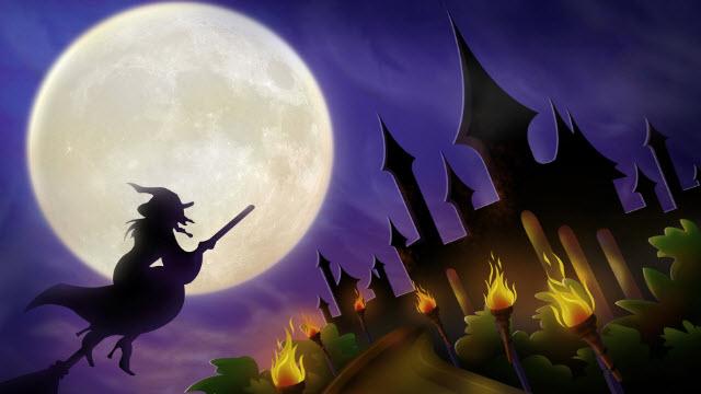 Хэллоуинский РАСКОЛБАС!