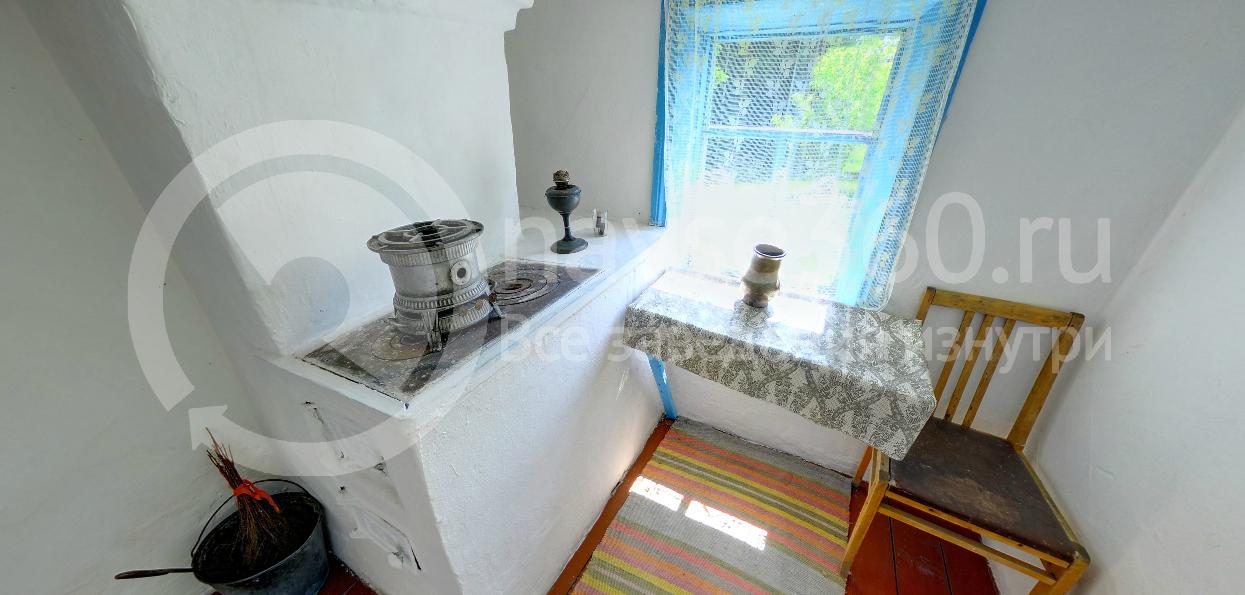 Летняя кухня в доме В.М. Шукшина