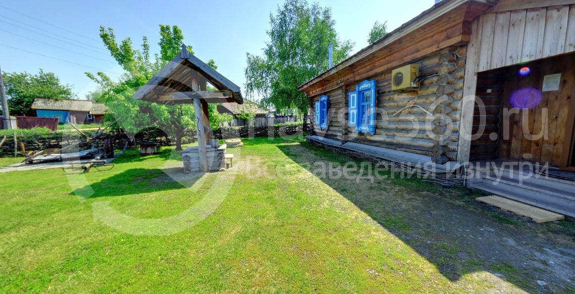 Двор дома В.М. Шукшина