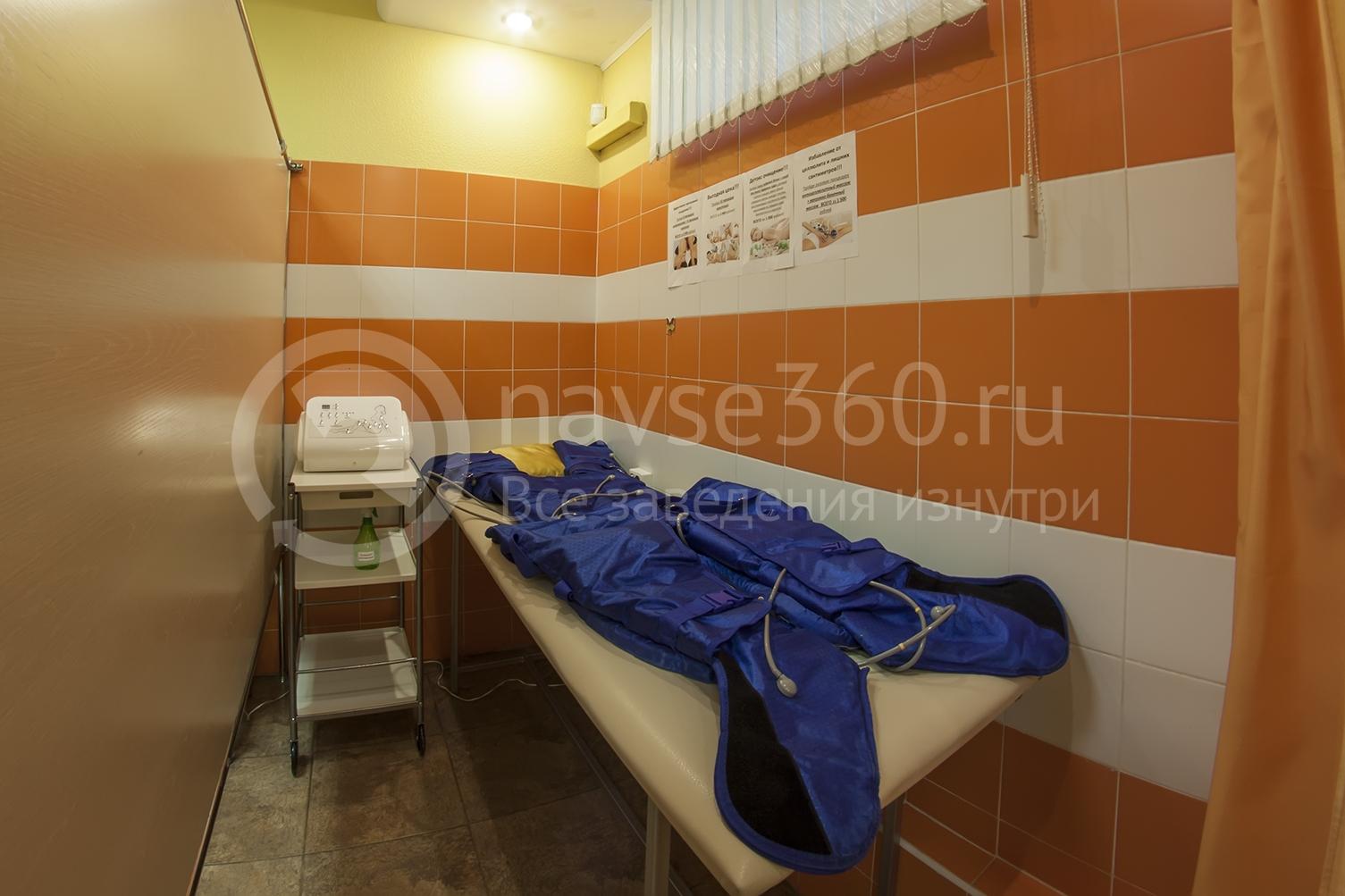 центр красоты и здоровья Новосибирск