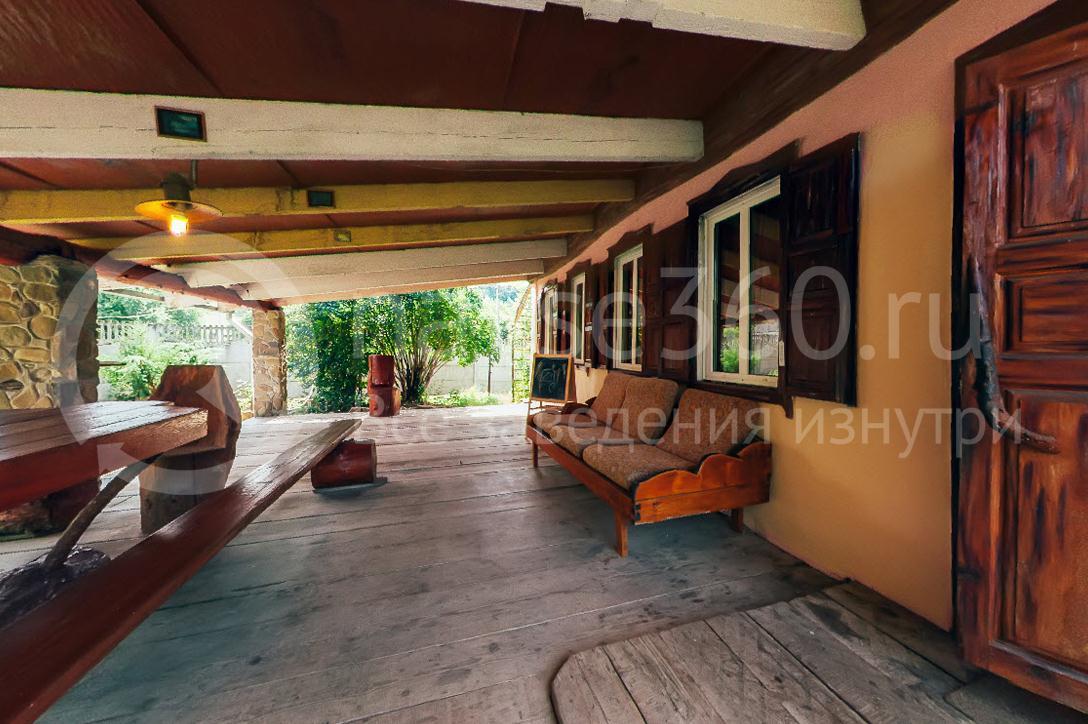 отель домик в деревне даховская краснодар 08