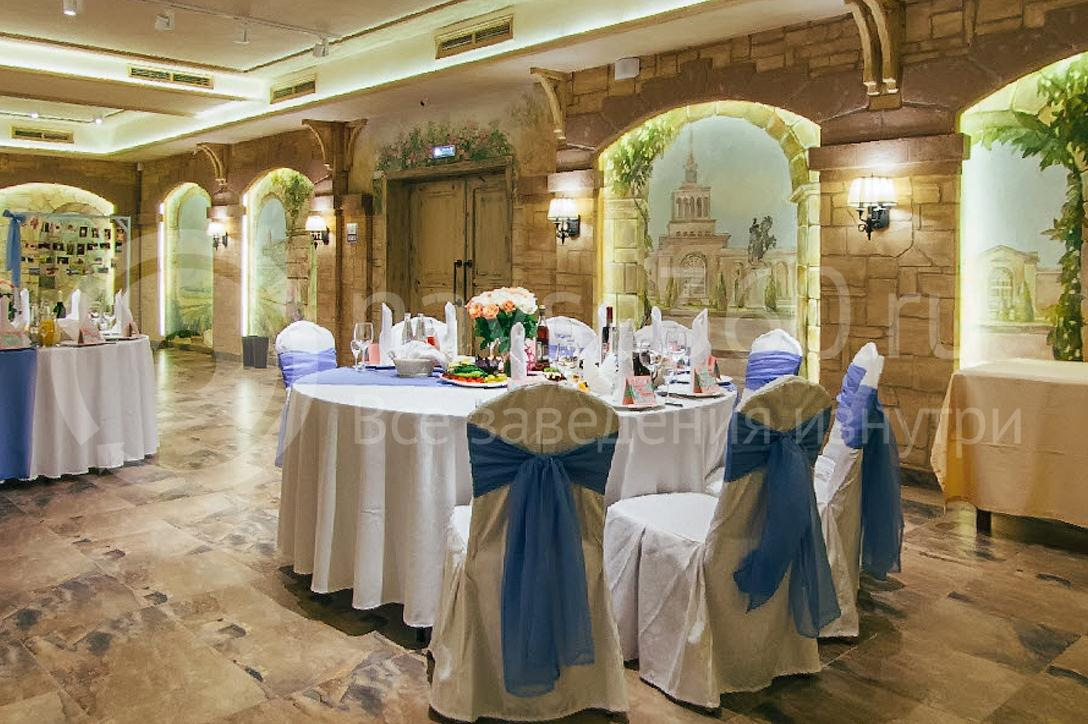 ресторан, банкетный зал старый город, краснодар 16