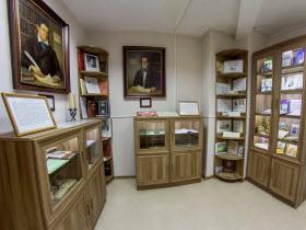 Гуманитарный центр-библиотека им. семьи Полевых