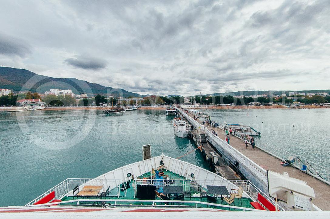 Империя, лайнер развлечения морские путешествия геленджик 11