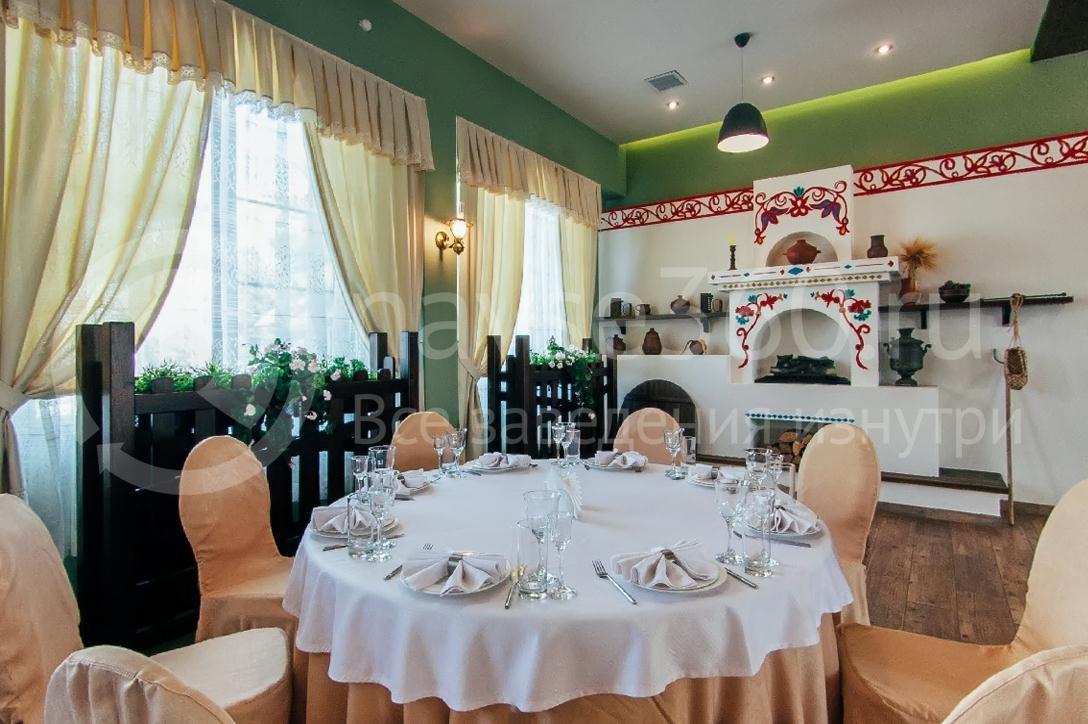 ресторан казачий хуторок краснодар банкетный зал 01
