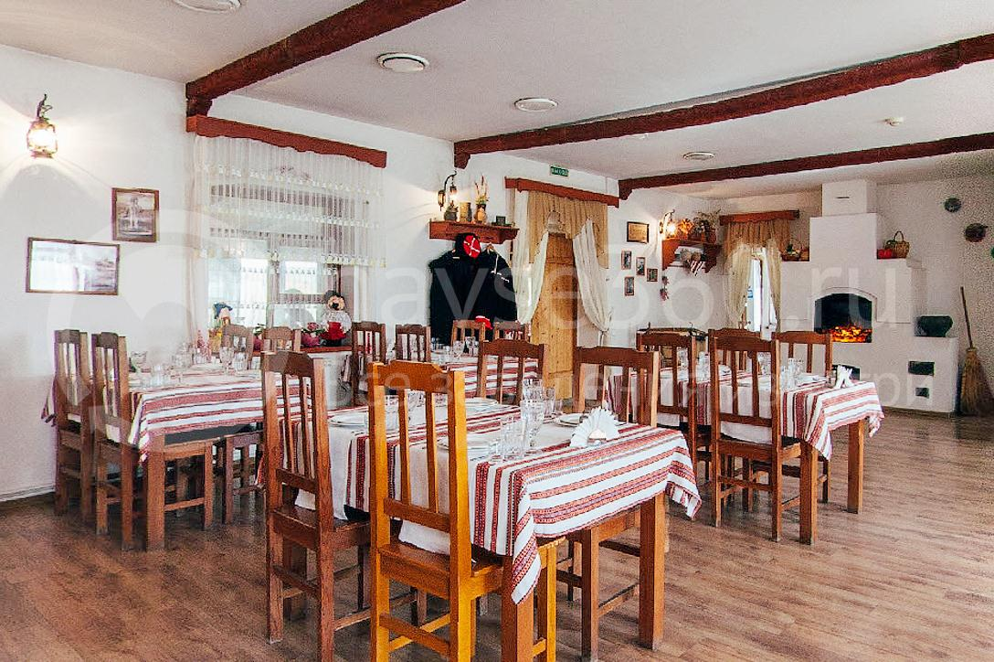 ресторан казачий хуторок краснодар хата казака 10