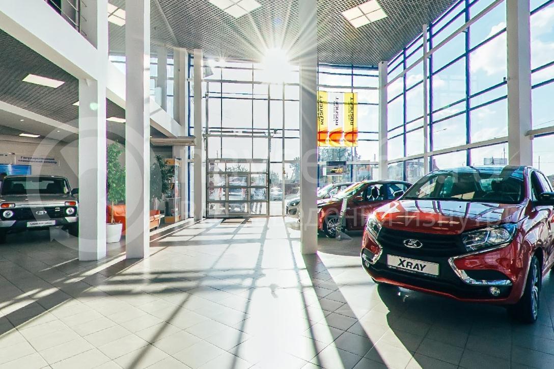Первый лада центр автосалон краснодар 20