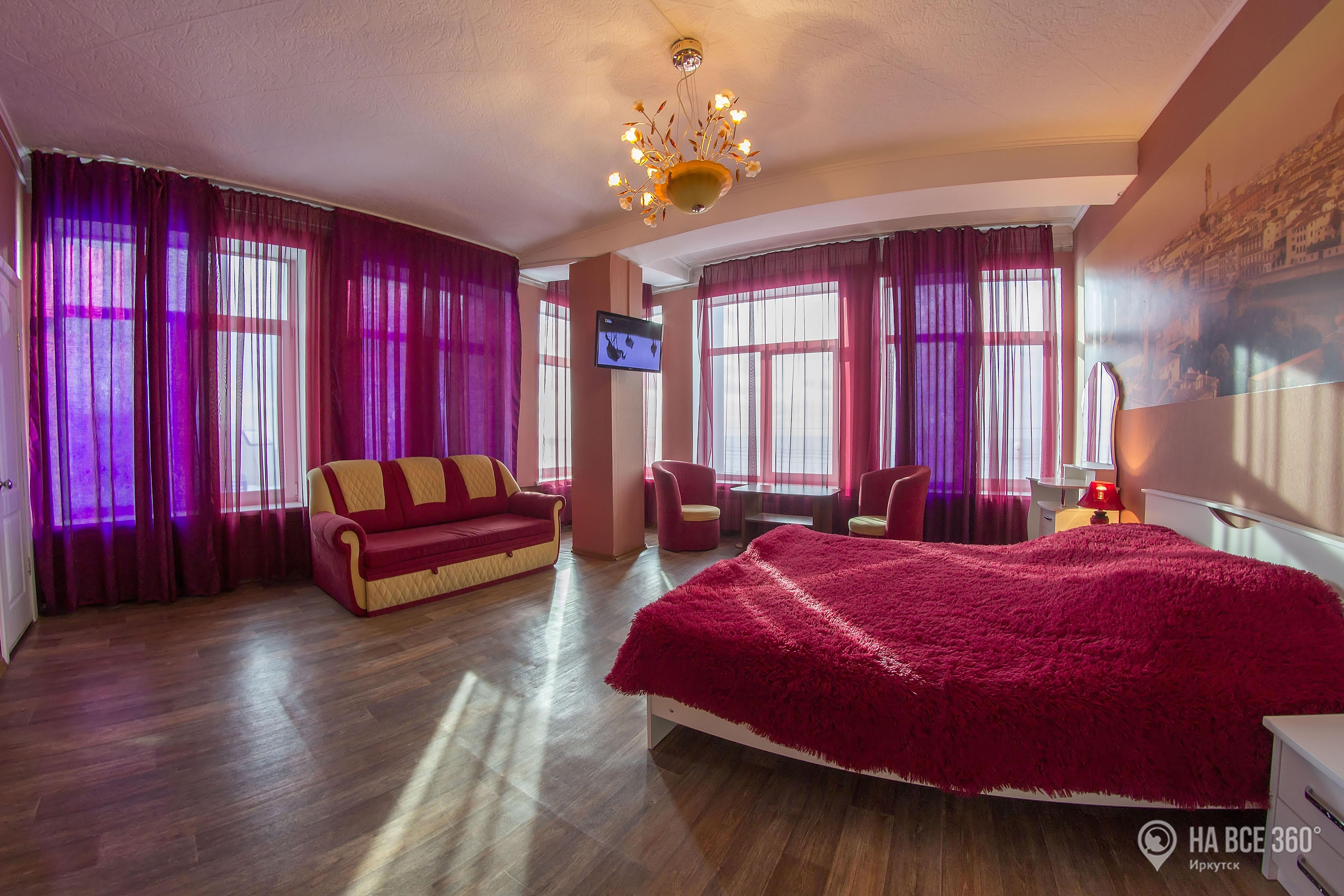 Гостиница Прибой в Листвянке