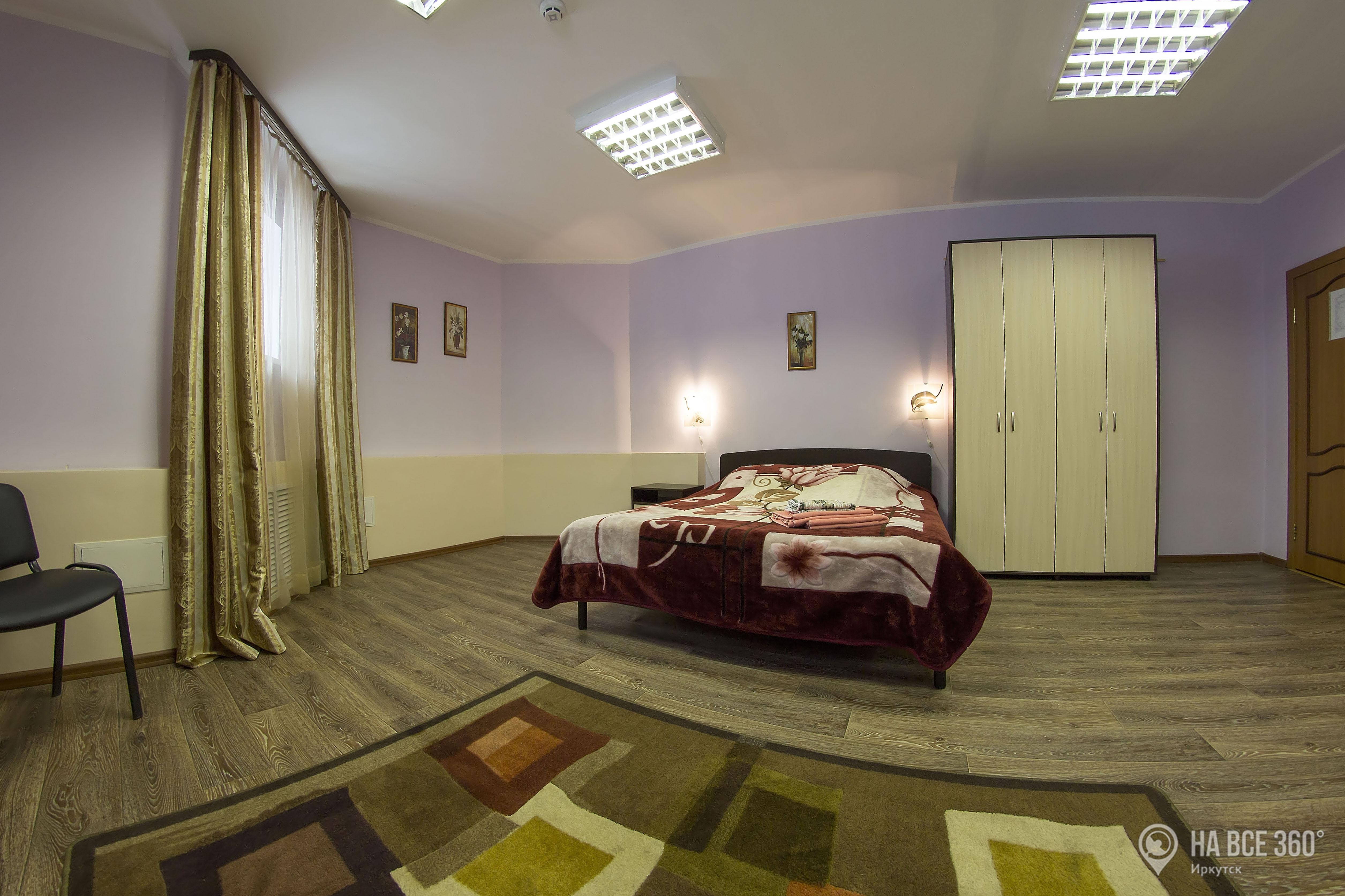 Гостиницы Иркутск