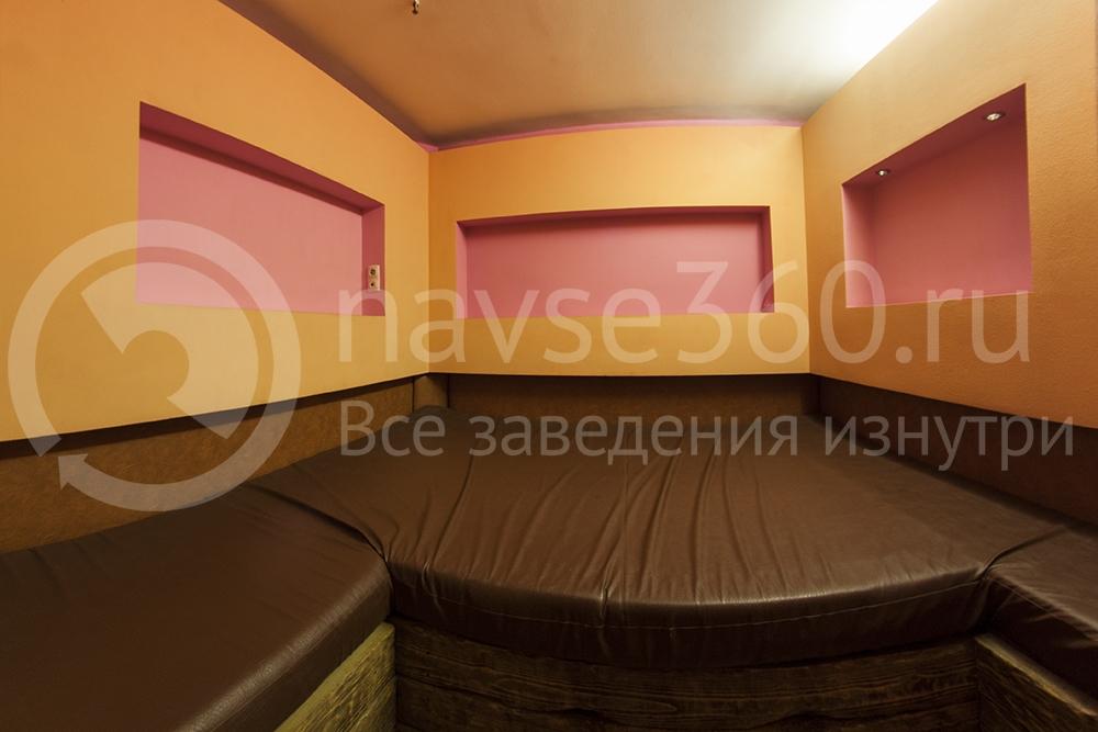 Комната в сауне Браво