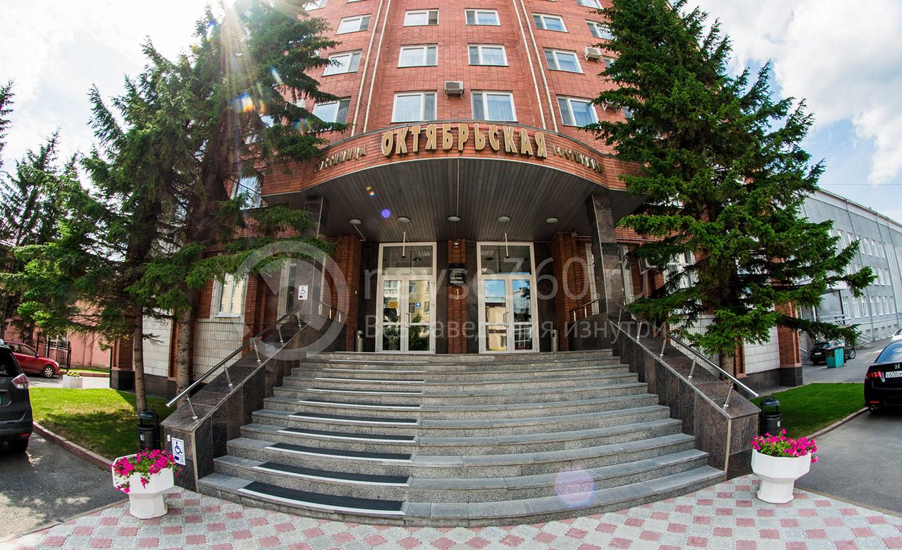 гостиница Октябрьская на сайте tomsk.navse360.ru