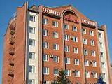 Октябрьская, гостиница