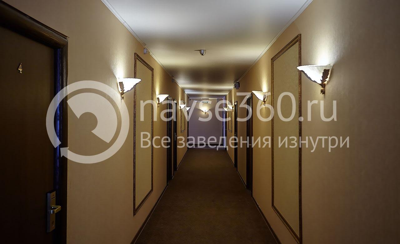 гостиница крошка енот