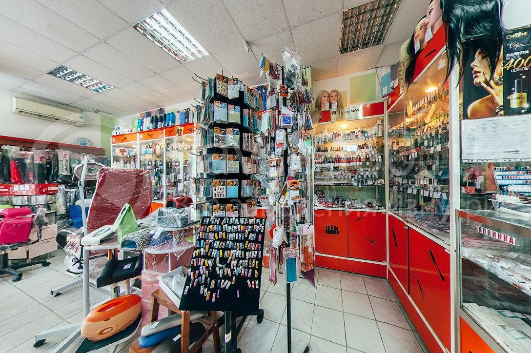 парикмастер, профессиональный магазин для парикмахеров 02