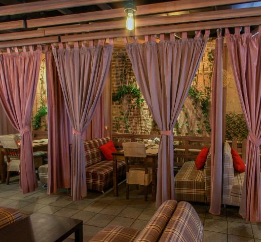 Анталия, кафе-ресторан