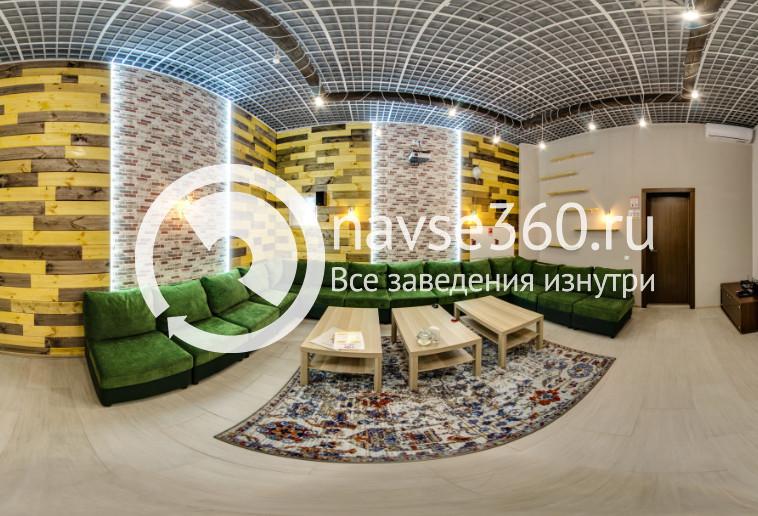 Lounge 3D Cinema кино-кафе