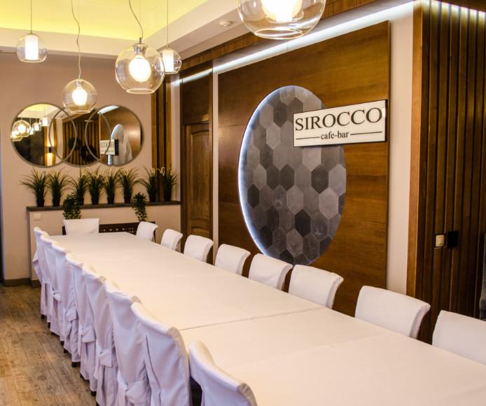 Сирокко, кафе-бар