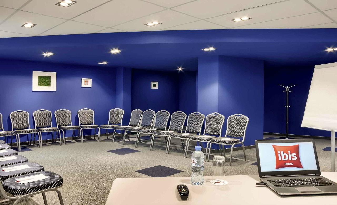 Отель Ibis Краснодар конференц зал 1