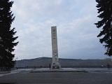 Мемориал Славы воинов Кузбассовцев, павших за Родину в Великой Отечественной войне