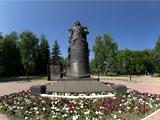 Памятник В.Ф. Рудневу