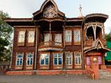 Дом Шадрина, памятник архитектуры, начало XX в.